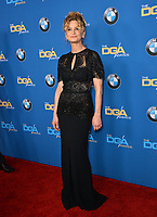 Kyra Sedgwick at the 70th Annual Directors Guild Awards at the Beverly Hilton Hotel, Beverly Hills, USA 03 Feb. 2018<br /> Picture: Paul Smith/Featureflash/SilverHub 0208 004 5359 sales@silverhubmedia.com