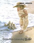 CHILDREN, KINDER, NIÑOS, paintings+++++,USLGSK0059,#K#, EVERYDAY ,Sandra Kock, victorian