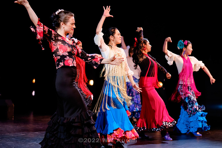 Flamenco Seattle Student Show 2019