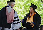 The 2015 Western Nevada College Commencement held at the Pony Express Pavilion in Carson City, Nev., on Monday, May 18, 2015.<br /> Photo by Tim Dunn