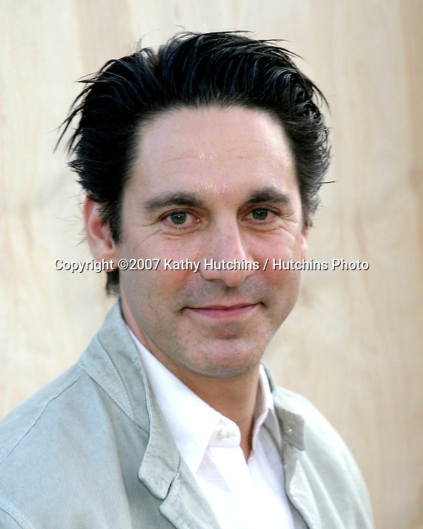 Scott Cohen.Fox TV TCA Party.Santa Monica Pier.Santa Monica, CA.July 23, 2007.©2007 Kathy Hutchins / Hutchins Photo....