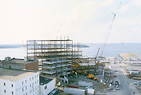 1983 January 11..Redevelopment...Downtown West (A-1-6)..WORLD TRADE CENTER.CONSTRUCTION PHOTOS...NEG#.NRHA#..
