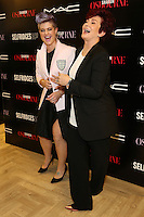 Kelly Osbourne and Sharon Osbourne - MAC launch at Selfridges, London. 09/06/2014 Picture by: James Smith / Featureflash