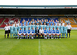 St Johnstone Official Photocall 2012-13