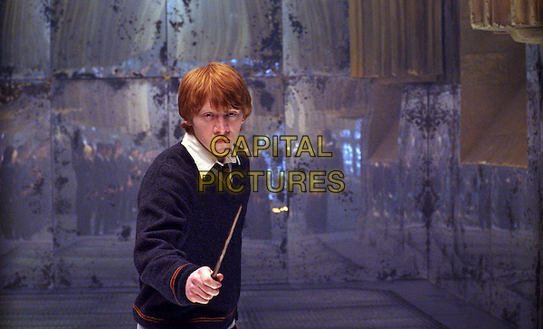 RUPERT GRINT.in Harry Potter and the Order of the Phoenix .**Editorial Use Only**.CAP/FB.Supplied by Capital Pictures