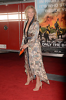 WESTWARD, CA - OCTOBER 8: Zoe Bell at the Only The Brave World Premiere at the Village Theater in Westwood, California on October 8, 2017. <br /> CAP/MPI/DE<br /> &copy;DE/MPI/Capital Pictures