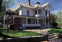 AJ2658, Asheville, North Carolina, The Thomas Wolfe Memorial State Historic Site in Asheville in the state of North Carolina. (was novelist's childhood home)