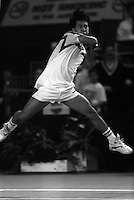 Pix:Michael Steele/SWpix...Tennis. Michael Chang, London, 1991...COPYRIGHT PICTURE>>SIMON WILKINSON..Michael Chang, London..