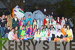 CIRCUS: Transition Students from Mercy Mounthawk Secondry School as their theme for the Samhlai?ocht Easter Parade was Circus...