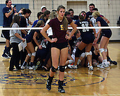 Birmingham Seaholm vs Macomb Dakota at Oxford, Varsity Volleyball, 11/13/12