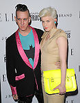 Robyn and Jeremy Scott at The ELLE Women in Music Event held at The Music Box in Hollywood, California on April 11,2011                                                                               © 2010 Hollywood Press Agency