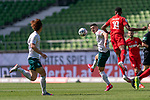 Milot Rashica (Werder Bremen #07), Yuya Osako (Werder Bremen #08), Kingsley Ehizibue (FC Koeln #19)<br /> <br /> <br /> Sport: nphgm001: Fussball: 1. Bundesliga: Saison 19/20: 34. Spieltag: SV Werder Bremen vs 1.FC Koeln  27.06.2020<br /> <br /> Foto: gumzmedia/nordphoto/POOL <br /> <br /> DFL regulations prohibit any use of photographs as image sequences and/or quasi-video.<br /> EDITORIAL USE ONLY<br /> National and international News-Agencies OUT.