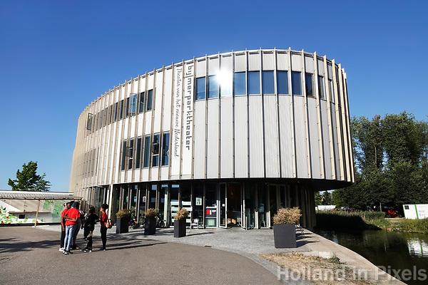 Nederland Amsterdam - 2018. Het Bijlmer Parktheater. Foto Berlinda van Dam / Hollandse Hoogte