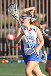Santa Barbara, CA 02/18/12 - Maegan Cruse (UCSB #16) in action during the UCSB-Washington matchup at the 2012 Santa Barbara Shootout.  UCSB defeated Washington