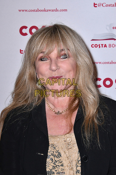 Helen Lederer<br /> Costa Book Of The Year Award 2016, at Quaglino&rsquo;s, London, England on January 31, 2017.<br /> CAP/JOR<br /> &copy;JOR/Capital Pictures