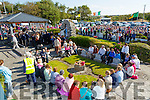 A massive turnout for the Pattern day Mass at our Lady's Well in Ballyheigue on Tuesday