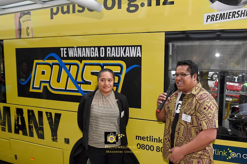 TE WĀNANGA O RAUKAWA Pulse Breakfast Launch at Long room, Basin reserve, Wellington, New Zealand on Friday 1 February  2019. <br /> Photo by Masanori Udagawa. <br /> www.photowellington.photoshelter.com