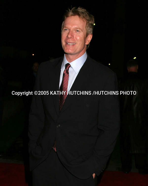 ©2005 KATHY HUTCHINS /HUTCHINS PHOTO.TELEVISION CRITICS TOUR - HALLMARK CHANNEL PARTY.THE EBELL CLUB.LOS ANGELES, CA.JANUARY 12, 2005..WILLIAM MOSES