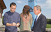 Dave Matthews,  Boyd Tinsley and Mayor Bloomberg                         .at the announcement of Dave Matthews Band concert on September 12, 2003 in Central Park. The concert will be in .Central Park on September 24, 2003. Photo By Robin Platzer, Twin Images