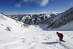 Highlands Bowl, Aspen Highlands ski area