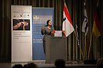 28.1.2013, Berlin, Jüdisches Gemeindehaus. Spendenveranstaltung der Initiative 27.Januar. Gitta Connemann, Stellvertretende Vorsitzende der Deutsch-Israelischen Parlamenariergruppe.