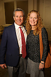 "Sherry and Scott Brown at the Young Life gala ""Forward: Sharing Hope with the Next Generation"" at the River Oaks Country Club Thursday Feb. 01,2018. (Dave Rossman Photo)"