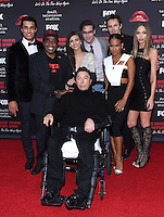 Staz Nair + Ben Vereen + Victoria Justice + Ryan McCartan + Reeve Carney + Christina Milian + Tim Curry @ the Fox Television premiere of 'The Rocky Horror Picture Show' held @ the Roxy. October 13, 2016 , West Hollywood, USA. # PREMIERE DE 'THE ROCKY HORROR PICTURE SHOW' A LOS ANGELES