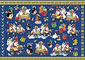 Alfredo, CHRISTMAS SANTA, SNOWMAN, decoupage, paintings(BRTOD1308CP,#X#,#DP#) Weihnachten, Navidad, illustrations, pinturas