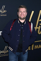 """LOS ANGELES - AUG 8:  James Corden at the """"Hitsville: The Making Of Motown"""" Premiere at the Harmony Gold Theater on August 8, 2019 in Los Angeles, CA"""