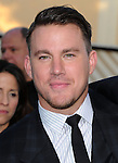 Channing Tatum  attends The Columbia Pictures' 22 JUMP STREET Premiere held at The Regency Village Theatre in Westwood, California on June 10,2014                                                                               © 2014 Hollywood Press Agency