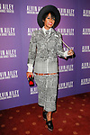 """Singer, actress Janelle Monáe arrives at the Alvin Ailey American Dance Theater """"Modern American Songbook"""" opening night gala benefit at the New York City Center on November 29, 2017."""