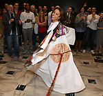 Shina Ann Morris   attends Actors' Equity Broadway Opening Night Gypsy Robe Ceremony honoring Shina Ann Morris for  'Anastasia' at the Broadhurst Theatre on April 24, 2017 in New York City.