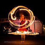 Dia de Los Muertos Fire Dance #8, Sedona, Arizona