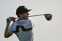 Jonas Blixt (SWE) watches his tee shot on 11 during day 1 of the Valero Texas Open, at the TPC San Antonio Oaks Course, San Antonio, Texas, USA. 4/4/2019.<br /> Picture: Golffile   Ken Murray<br /> <br /> <br /> All photo usage must carry mandatory copyright credit (&copy; Golffile   Ken Murray)