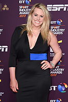 Chemmy Alcott<br /> at the BT Sport Industry Awards 2017 at Battersea Evolution, London. <br /> <br /> <br /> ©Ash Knotek  D3259  27/04/2017