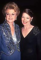#AngelaLandsbury #GlendaJackson 1985<br /> Photo By Adam Scull/PHOTOlink.net
