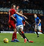 120319 Rangers v Aberdeen