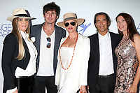 LOS ANGELES - SEP 13:  Guest, Jake Marcus, Nicolette Sheridan, Carlo Ponti, Guest at the Project Angel Food Awards Gala at the Garland Hotel on September 13, 2019 in Los Angeles, CA