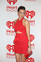 LAS VEGAS, NV - September 22: Katie Cassidy pictured at iHeart Radio Music Festival at MGM Grand Resort on September 22, 2012 in Las Vegas, Nevada. &copy; Kabik/ Starlitepics / MediaPunch Inc /NortePhoto<br />