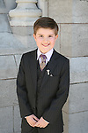 Eoghan Ryan at the Scoil Aonghusa Communion in St.Peters Church...Photo NEWSFILE/Jenny Matthews.(Photo credit should read Jenny Matthews/NEWSFILE)....This Picture has been sent you under the condtions enclosed by:.Newsfile Ltd..The Studio,.Millmount Abbey,.Drogheda,.Co Meath..Ireland..Tel: +353(0)41-9871240.Fax: +353(0)41-9871260.GSM: +353(0)86-2500958.email: pictures@newsfile.ie.www.newsfile.ie.FTP: 193.120.102.198.