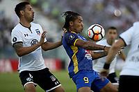 Libertadores 2018 Colo Colo vs Delfin