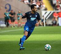Lukas Rupp (TSG 1899 Hoffenheim) - 08.04.2018: Eintracht Frankfurt vs. TSG 1899 Hoffenheim, Commerzbank Arena