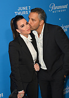 Kyle Richards &amp; Mauricio Umansky at the premiere party for &quot;American Woman&quot; at the Chateau Marmont, Los Angeles, USA 31 May 2018<br /> Picture: Paul Smith/Featureflash/SilverHub 0208 004 5359 sales@silverhubmedia.com