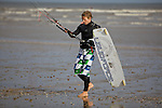 BKSA Kitesurf championships in Swansea, May 2009