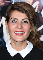 BEVERLY HILLS, CA, USA - NOVEMBER 19: Nia Vardalos arrives at the Los Angeles Premiere Of Fox Searchlight Pictures' 'Wild' held at the AMPAS Samuel Goldwyn Theater on November 19, 2014 in Beverly Hills, California, United States. (Photo by Xavier Collin/Celebrity Monitor)