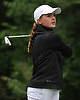 Bailey Shoemaker of Unavilla Valley tees off on the 11th Hole of Bethpage State Park's Yellow Course during the second round of the NYSPHSAA girls golf state championship on Sunday, June 3, 2018. The seventh grader finished second overall and shot a 7-under 65 on Day Two to set a single round state championship tournament record, according to NYSPHSAA officials on the premesis.