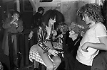 Blitz Kids New Romantics at The Blitz Club Covent Garden, London, England 1980. <br />