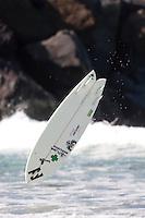 Donavon Frankenreiter (USA) surfboard at DURANBAH BEACH, Australia ,   Photo: joliphotos.com