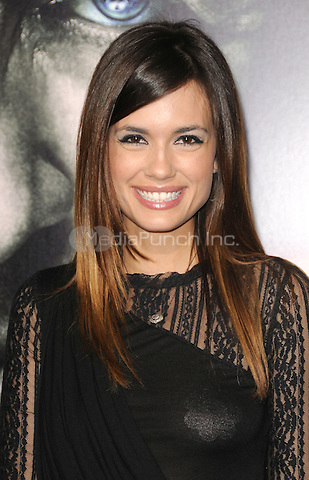 "Torrey DeVitto at the world premiere of ""The Rite"" at Grauman's Chinese Theatre in Hollywood, CA, USA.January 26, 2011 © mpi11 / MediaPunch Inc."