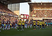 19/04/2016 Sky Bet League Championship  Burnley v Middlesbrough<br /> Teams out
